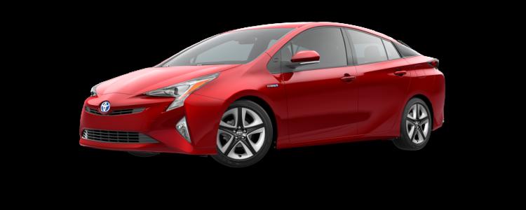 New Toyota Prius 2017