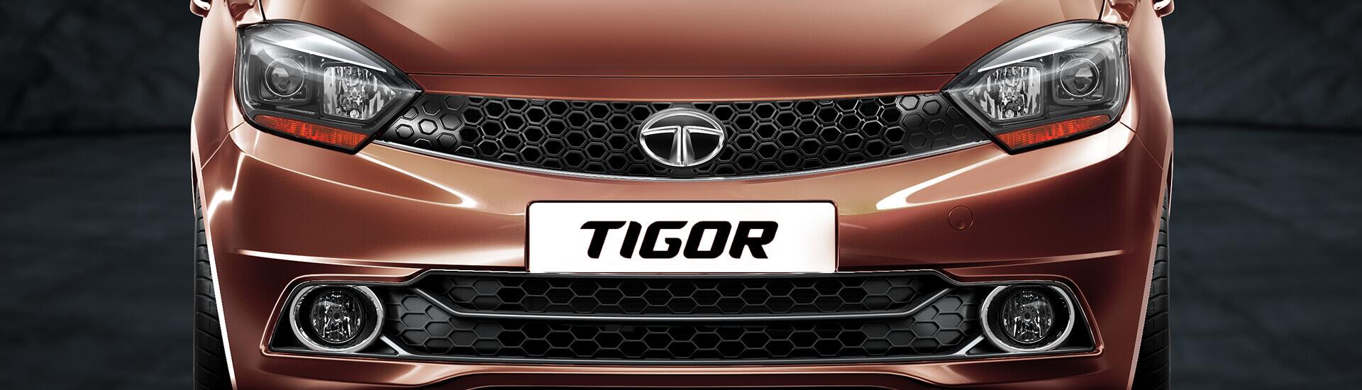 Tata Tigor exterior