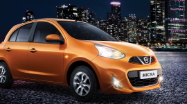 Nissan Micra Facelift