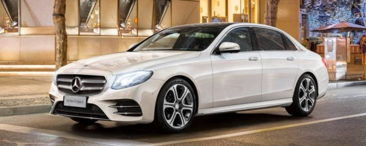 Mercedes-Benz E220d launched in India at Rs 57.14 lakh