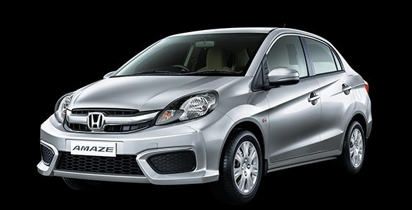 Honda Amaze Privilege Edition Launched at Rs 6.48 Lakh