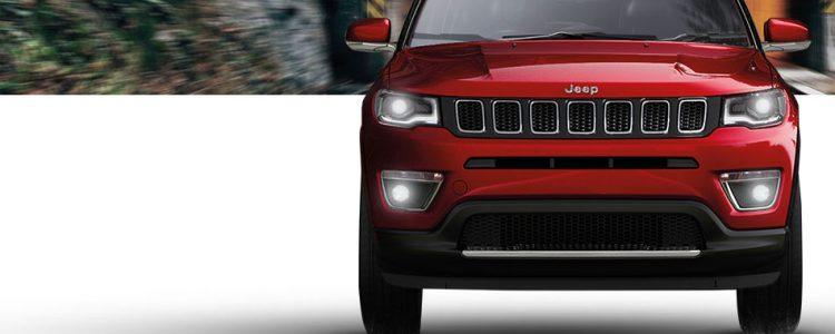 jeep compass exterior