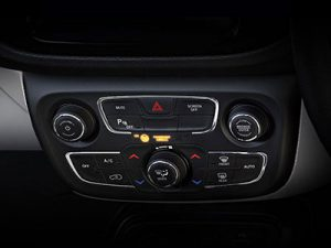 jeep compass interior