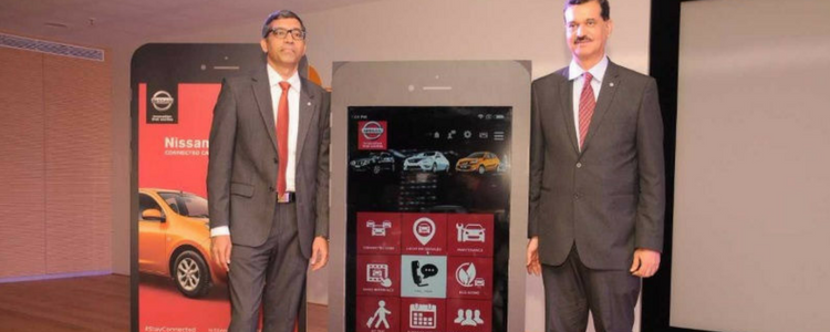 Nissan India Launched NissanConnect Application In India