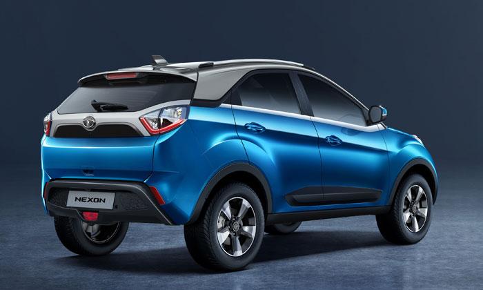 Finally Tata Motors Launched Compact SUV Tata Nexon For Rs