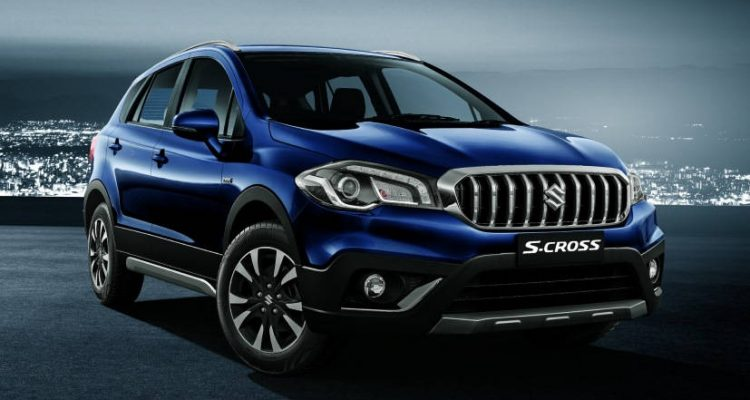S-Cross Facelift