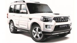 Mahindra Scorpio facelift