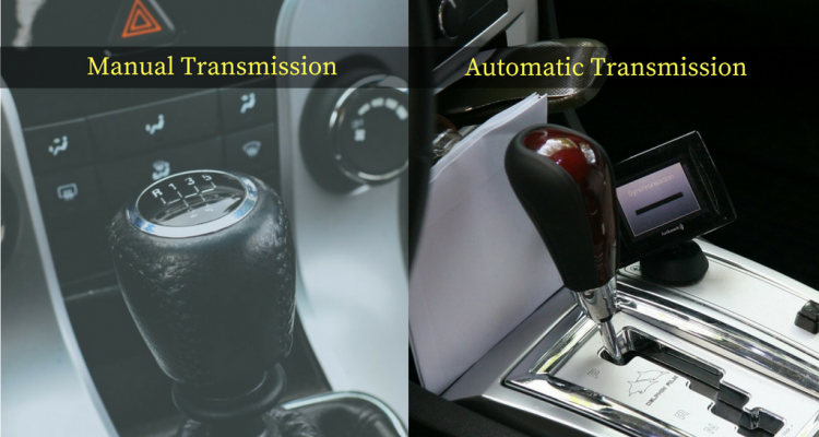 car manual vs automatic
