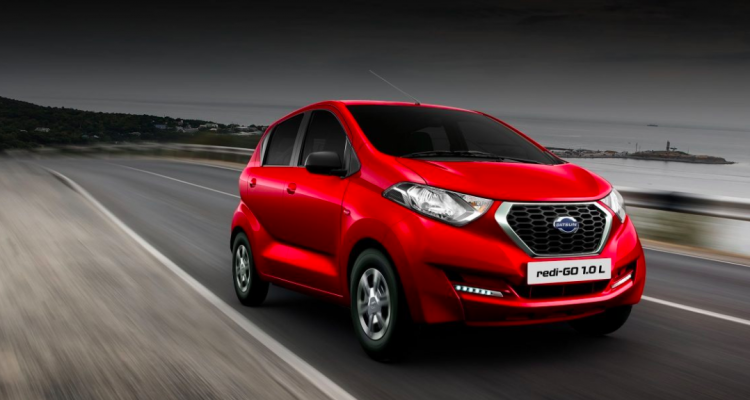 Everything We Know About Datsun redi-GO 1.0 AMT