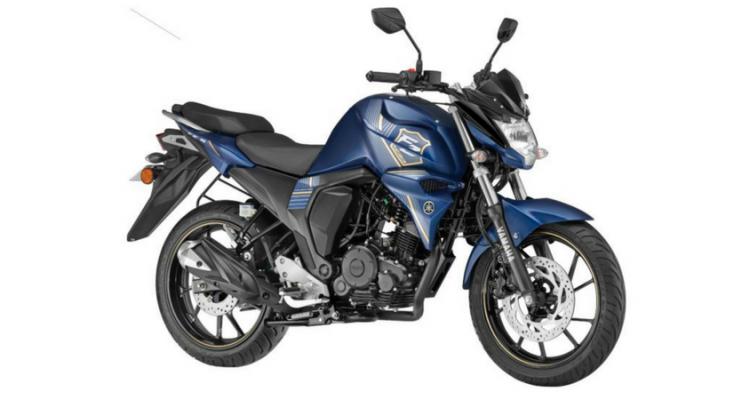 Yamaha FZS-FI