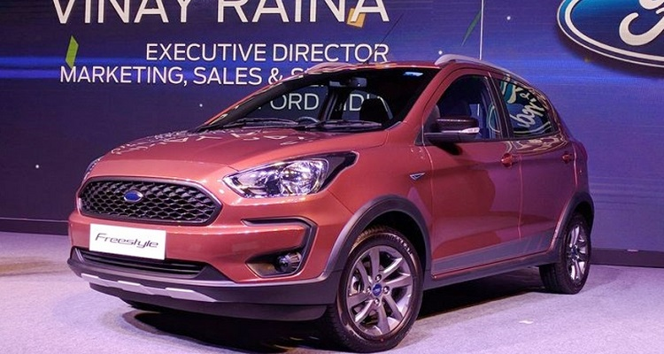 Ford Freestyle cross-hatch