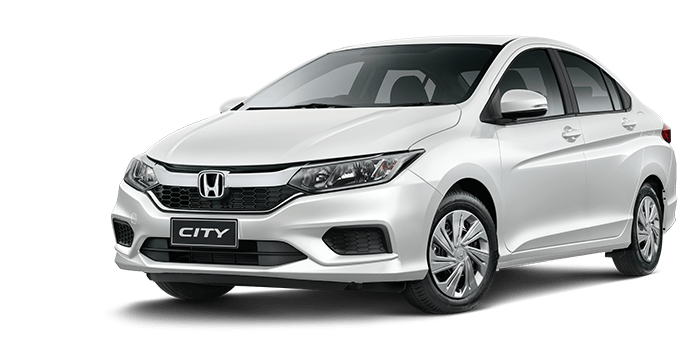 Honda City 20th Anniversary Edition