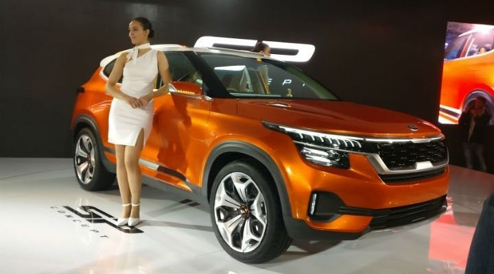 Kia SP SUV Concept