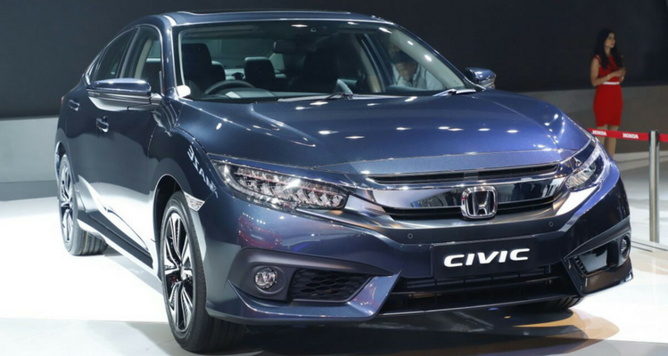 Tenth-Gen Civic