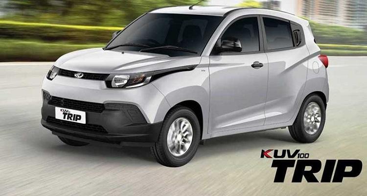 Mahindra KUV100 Trip