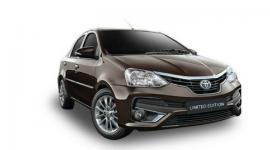 Toyota Etios Platinum Limited Edition