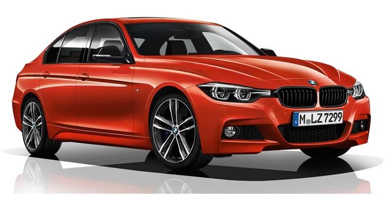 BMW 3-Series Shadow Edition
