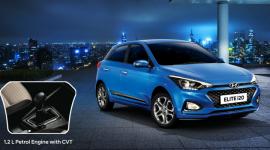 2018 Hyundai i20 CVT