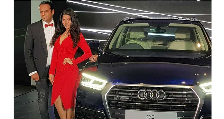 Audi Q5 Petrol Launched In India at Starting Price of Rs. 55.27 Lakh