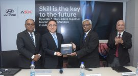 HMIL MOU signing with ASDC