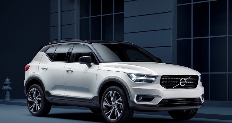 2018 Volvo XC40 Launched In India At Price of Rs. 39.90 lakh