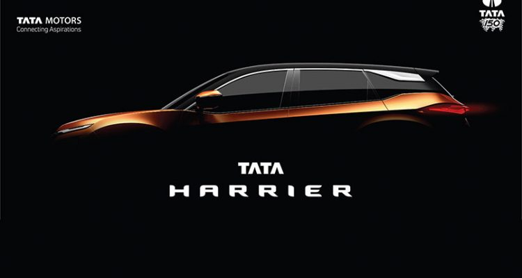 Tata Motors' most awaited SUV christened as 'Tata Harrier'