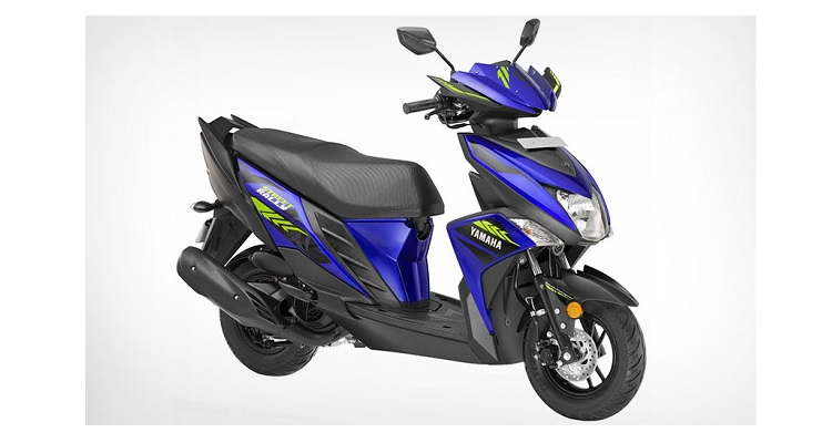 Yamaha Ray ZR Street Rally Edition