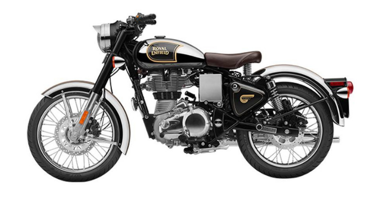 Royal Enfield Classic 500 ABS