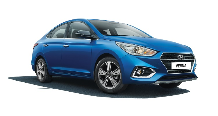 Hyundai Introduces Next Gen VERNA Anniversary Edition At Starting Price Of Rs. 11.69 Lakh