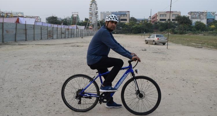 Hero EZephyr Electric cycle
