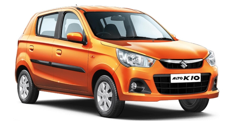 Alto K10 Updated With More Safety Features; Prices Start At Rs. 3.65 Lakh