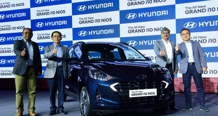 Hyundai Launches The All New 'GRAND i10 NIOS' At Introductory price of Rs. 4.99 Lakh