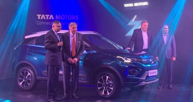 Tata Nexon EV Launched In India At Starting Price Of Rs. 13.99 Lakh