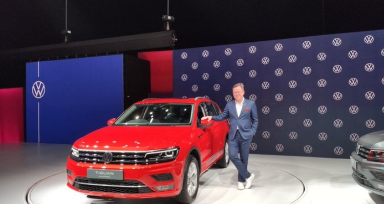Volkswagen Tiguan Allspace Launched in India at Price of Rs. 33.12 Lakh
