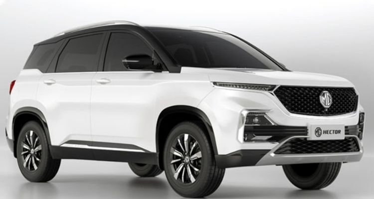 MG Hector 2021 Petrol CVT Launched In India at Starting Prices of Rs. 16.52 Lakh