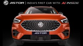 Astor SUV wit AI