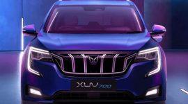 All new XUV 700