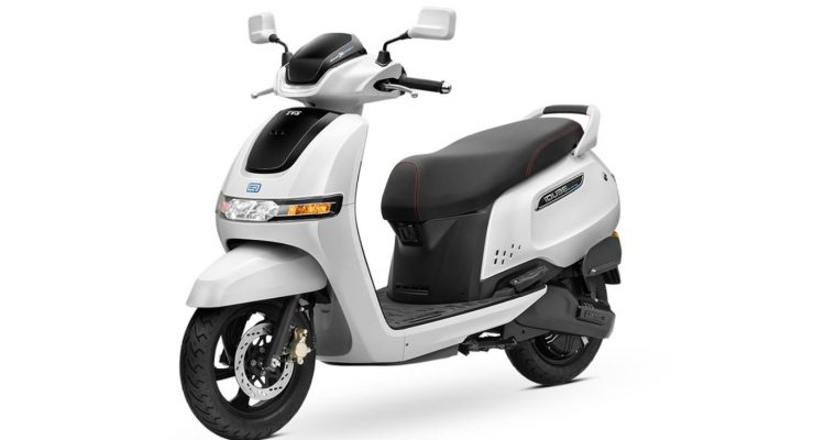 TVS Motor Company Signs MoU with Tata Power to Collaborate on Electric Two-wheeler Charging Eco-system in India