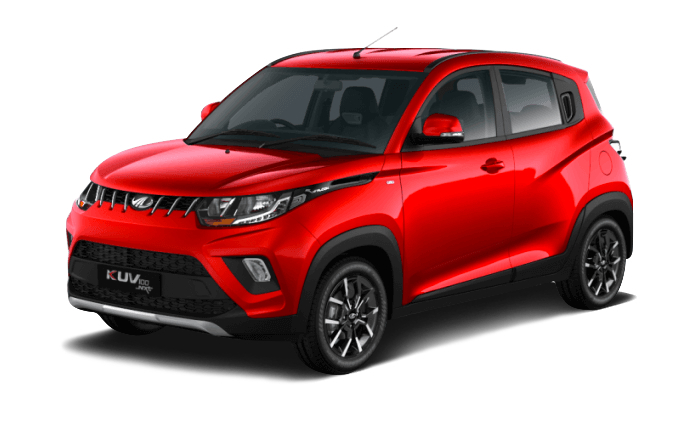 Mahindra KUV100 NXT