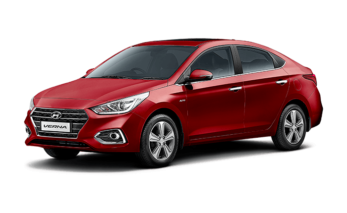 New Hyundai Verna