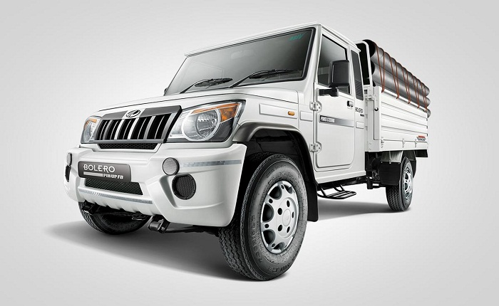 Mahindra Bolero Big Pik-Up