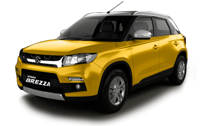 Maruti Suzuki Vitara Brezza